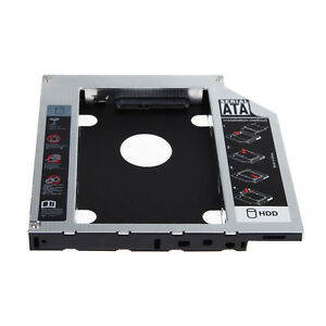 SATA-2nd-HDD-SSD-Hard-Drive-Caddy-for-12-7mm-CD-DVD-ROM-Optical-Bay-Laptop-MO-US