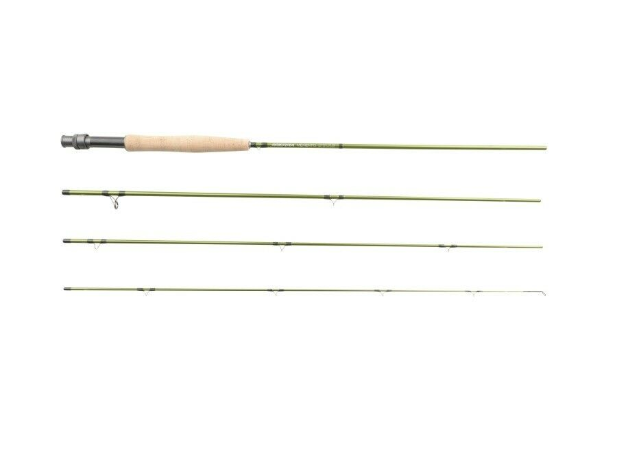 Scierra Memento   4 sections  AFTM  3 -  8   Fly rod   canne de pesca a mosca
