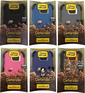 Brand-New-Otterbox-Defender-Case-For-Samsung-Galaxy-S6-with-Belt-Clip