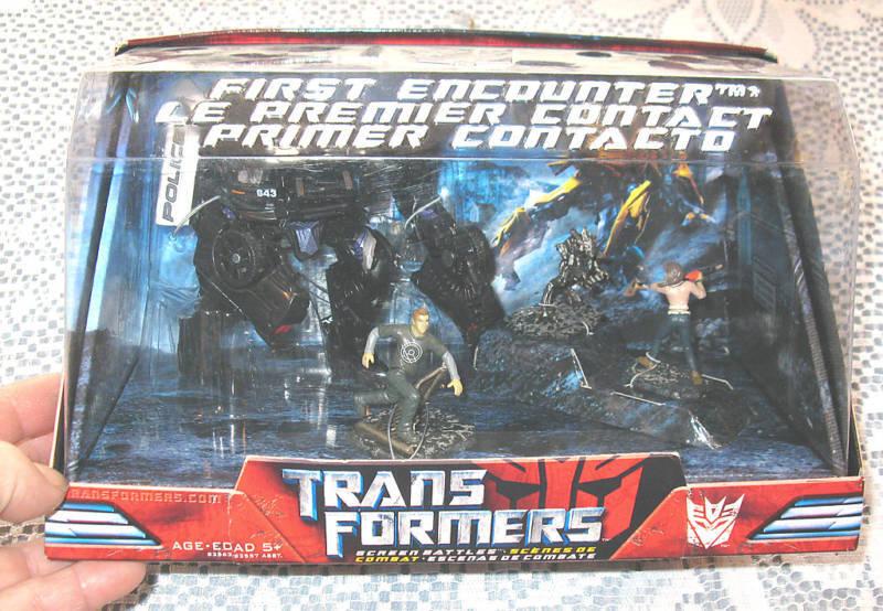 Transformers Screen Battle First Encounter 2007 MB