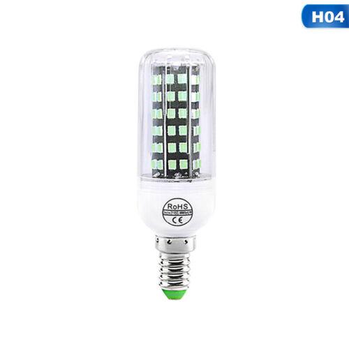 UV Germicidal Sterilizer Lamp LED UVC Home E27//E14 Ozone Disinfection Light Bulb
