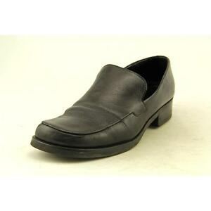 44730bfb5f3 Franco Sarto BOCCA Womens Leather Loafers Shoes 12 for sale online ...