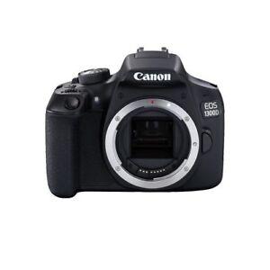 Canon EOS 1300D DSLR Camera (Body Only) (Multi) Gift Ship From EU
