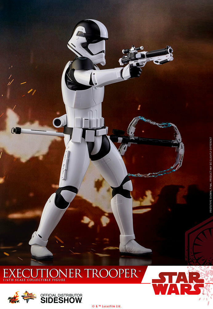 Hot Toys Star Star Star Wars: The Last Jedi EXECUTIONER TROOPER Figure 1/6 Scale MMS428 510817