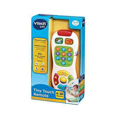NEW VTECH BABY TINY TOUCH REMOTE VT80-150303