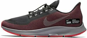 95cc78b03f20 Nike Air Zoom Pegasus 35 Shield Men s Running AA1643 004 Black ...