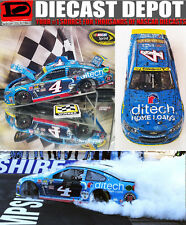 KEVIN HARVICK 2016 NEW HAMPSHIRE WIN RACED VERSION DITECH #4 1/24 ACTION