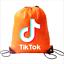 Boys-Girls-Tik-Tok-Drawstring-Backpack-PE-Swim-Gym-Sports-School-Bag-Rucksack-UK thumbnail 7