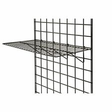 Grid Panel Display Shelf Econoco Clothing Display Rack Grid Heavy Duty 12d