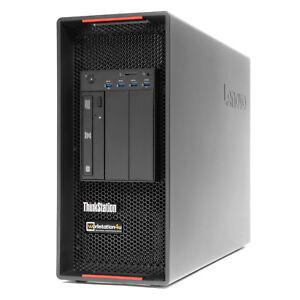 LENOVO-P900-THINKSTATION-2x-xeon-e5-4627v3-RAM-32GB-SSD-512-GB-2TB-HDD-K6000