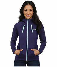 New Womens North Face Ladies Castle Crag Hoody Jacket Purple Small
