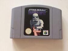 Nintendo 64 Spiel - Star Wars Shadows of the Empire