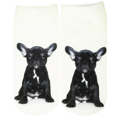 Cosey – 1 Paia Sneaker Calzini Breve Polarzip – Baby Dog – Flexigröße 33-40-mostra Il Titolo Originale Luminoso E Traslucido Nell'Apparenza
