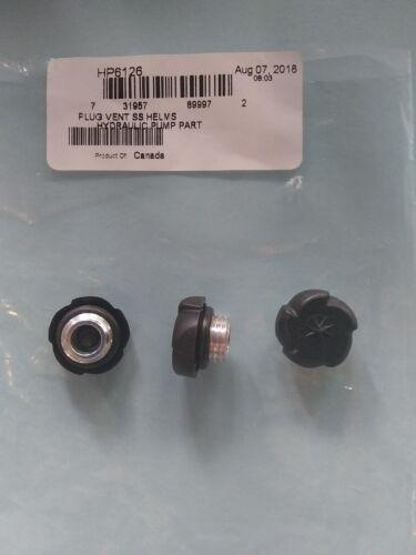 Morse MD Teleflex SeaStar HP6126 Vent-Fill Plug for Helm Hydraulic Steering 1