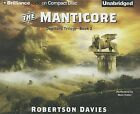 The Manticore by Robertson Davies (CD-Audio, 2012)