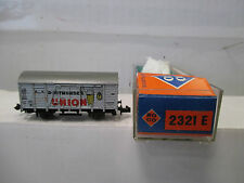 Roco Spur N 2321E Kühlwagen DORTMUNDER UNION B3806