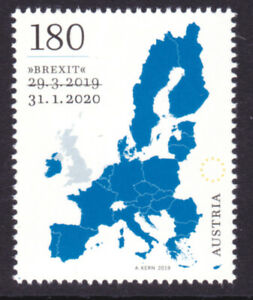 Brexit-Stamp-Sondermarke-Brexit-der-Osterreichischen-Post-2020-postfrisch