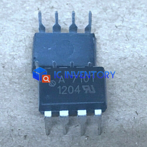 1PCS HCPL7101 Encapsulation:DIP,High Speed CMOS Optocouplers