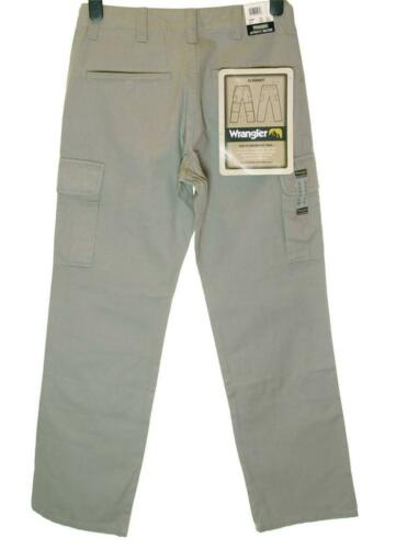 New Authentic Men/'s Wrangler Summit Cargo Combat Jeans Comfort Fit Comfort Fit