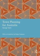 Town Planning for Australia (Studies in International Planning History)