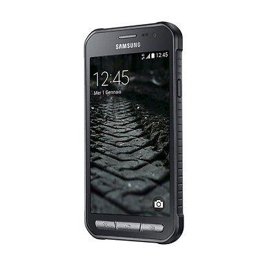 """Smartphone Galaxy Xcover 3 4.5"""" 8GB 4G LTE  SM G389 SILVER NUOVO GARANZIA ITALIA"""
