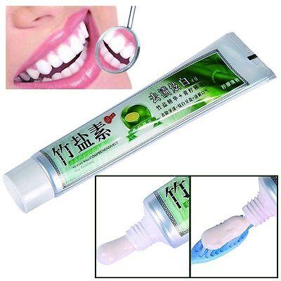100g Bamboo Salt All-Purpose Teeth Use Anti Bleeding Whitening Clean Toothpaste