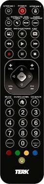 TERK 6-Device Remote