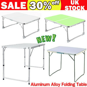 unfolding fold 40x30x4cm Aluminum Tube Folding Table Portable Party Desk Laptop Small tables Use for BBQ Picnic Garden Camping Foldable 60x40x26cm