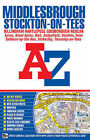 Middlesbrough Street Atlas by Geographers A-Z Map Co. Ltd. (Paperback, 2014)