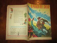 WALT DISNEY ALBO D'ORO N°34 IL PIRATA DEL CIELO 28-12-1946