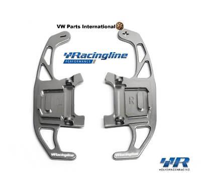 VW Golf MK7 GTI R RacingLine VWR CNC Billet Titanium Silver DSG Shift  Paddles | eBay