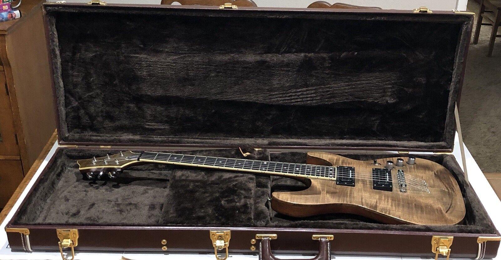 Schecter Diamond C-1 Exotic C1 Electric Guitar