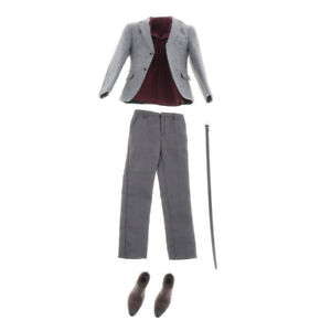 1-6-Male-Office-Gary-Suit-Outfit-For-Hot-Toys-12inch-Figure-Clothes-Accessories