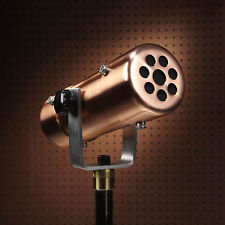 Placid Audio Copperphone dynamic cardioid studio and Live microphone Made in USA