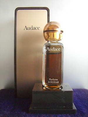 Ancient Bottle of AUDACE de Rochas. VINTAGE | eBay