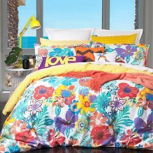Logan-amp-Mason-Tropicana-Sunshine-Paradise-Bold-Summer-Quilt-Duvet-Bedding-Range