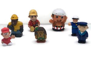 Disney-Toy-Story-Pricklepants-giocattolo-Mr-Bob-The-Builder-altri-giocattolo-Bundle-7-oggetti