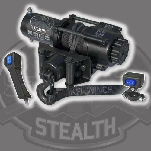 ARCTIC CAT WILDCAT TRAIL SE35 KFI SERIES STEALTH WINCH 3500 LB CAPACITY #10-0202
