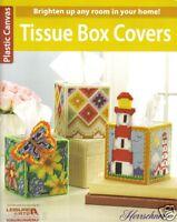 Tissue Box Covers Plastic Canvas Soft Cover Book