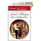Once a Ferrara Wife... by Sarah Morgan (Paperback, 2012)