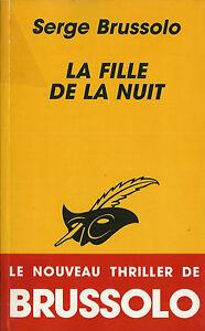 Détails Sur Eo Très Belle Dédicace Dessin Serge Brussolo La Fille De La Nuit