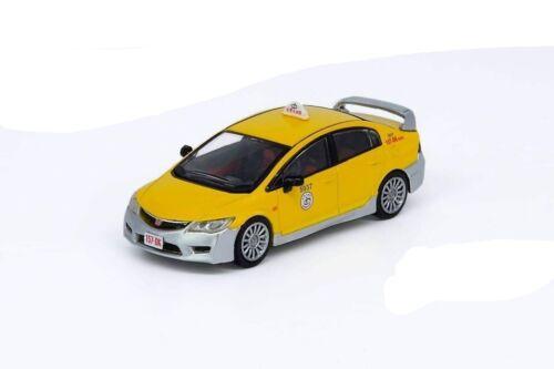 Honda Civic FD2 Type R TAIWAN TAXI Special *** INNO64 High-End 1:64 NEU