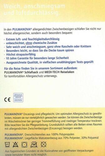 Pulmanova Encasing taie d/'oreiller 40x40 CM