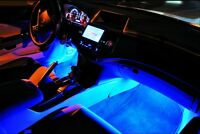 Blue Under Dash Led Lighting Strips