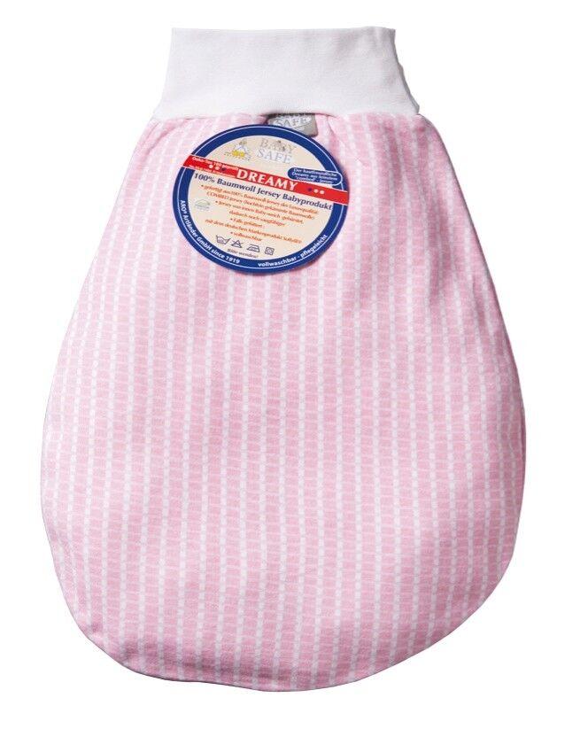 Pucksack Babypucksack Strampelsäckchen Strampelsack Schlafsack Aro Artländer