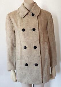 Vintage-1960s-60s-034-Raymond-Of-London-034-Mohair-Wool-Mod-Jacket-Coat-Size-10-12