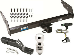 details about complete trailer hitch pkg w/ wiring kit for 1985-97 chevy s10  & 1985-90 gmc s15