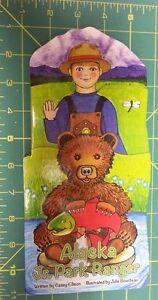 Alaska-Jr-Park-Ranger-book-Children-039-s-Book-Thick-pages-Looking-for-bear