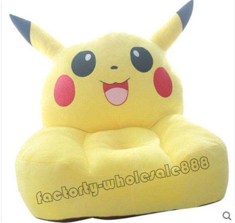 48cm Giant Big Size Pikachu Pokémon go Soft Plush Tatami cushion home kids gift