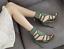 Women-Fashion-Stiletto-Suede-Rhinestone-Ankle-Strap-High-Heels-Sandals-Boots thumbnail 8